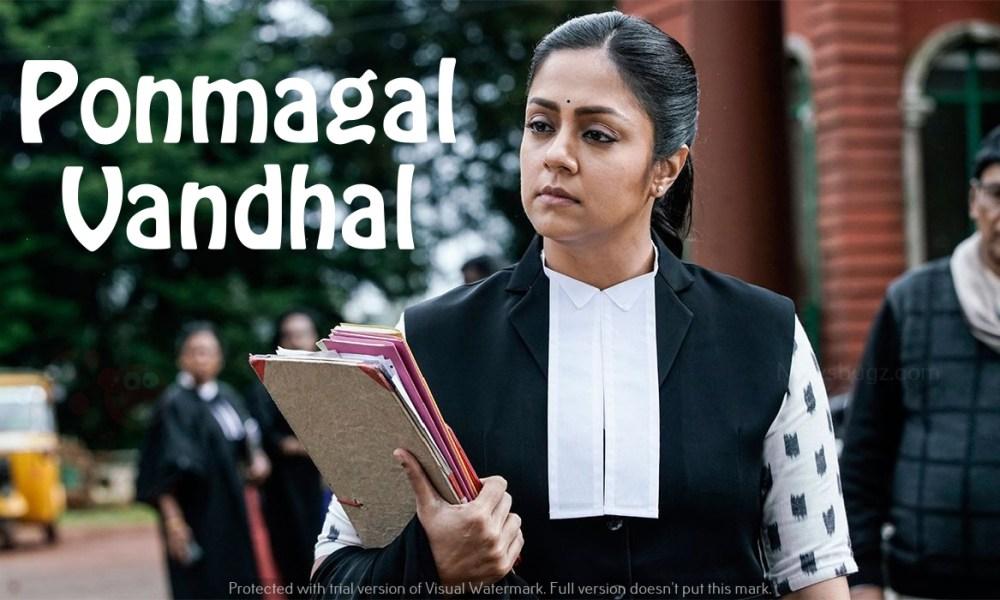 Ponmagal Vandhal Movie Download