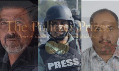 Pulitzer Prize Winners India