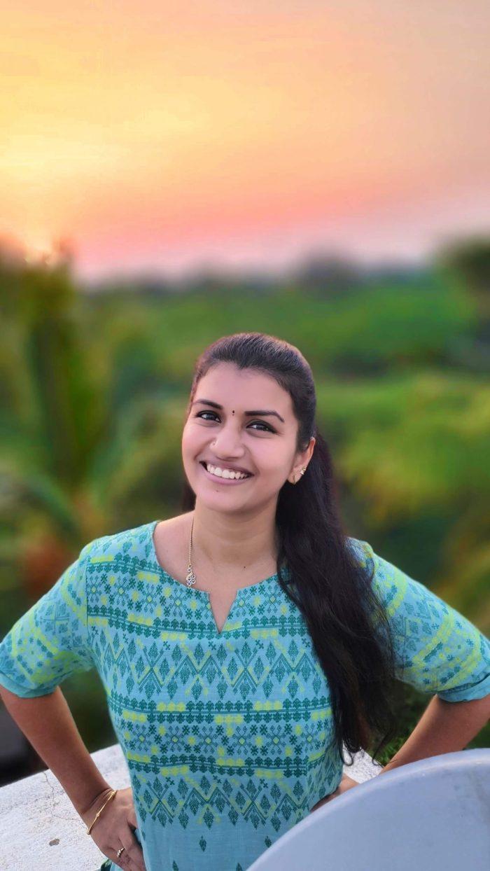 Serial Actress Sridevi