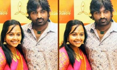 Vijay Sethupathi Wife Jessy