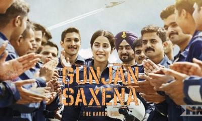 Gunjan Saxena Movie Netflix
