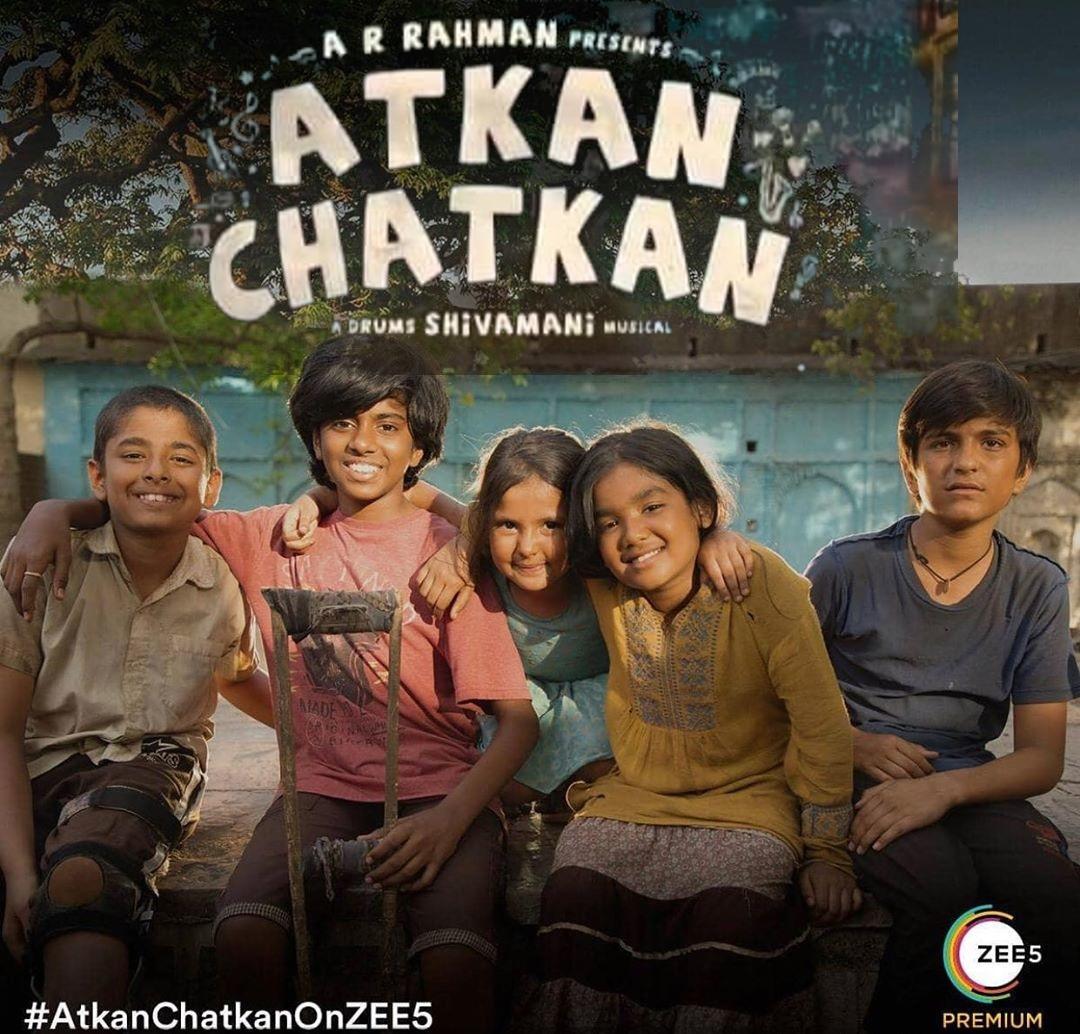 Watch Atkan Chatkan Movie Full HD Online on ZEE5 - News Bugz
