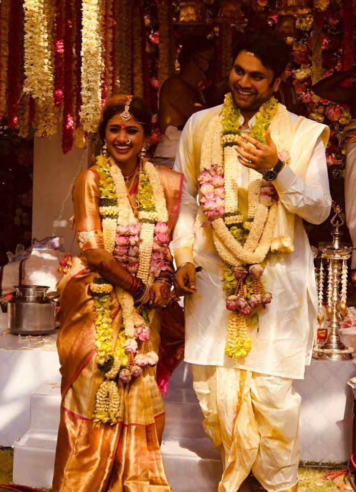 Shalini Vadnikatti Marriage