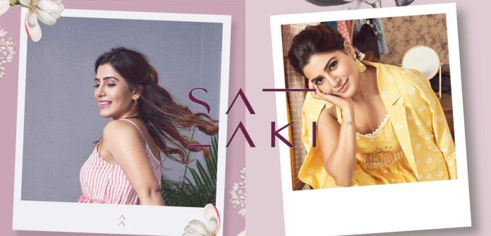 Saaki: Online Shopping for Women, Fashion, Sale |  Samantha Saaki World