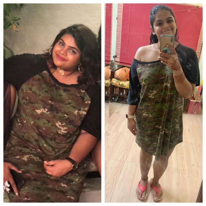 Vidyu raman weight loss