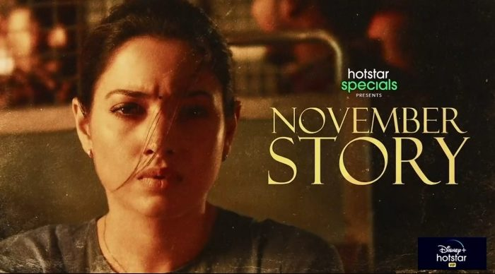 November Story hotstar web series