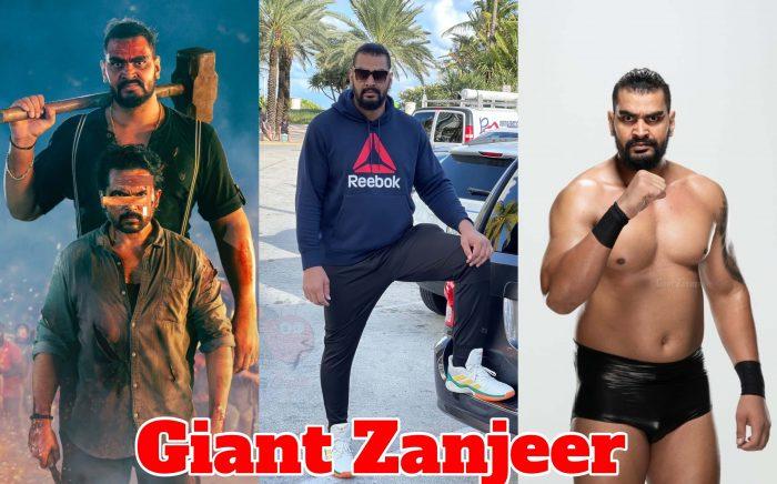 Giant Zanjeer