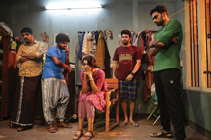 Hostel Tamil Movie