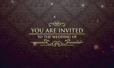 Wedding Video Invitation Ideas