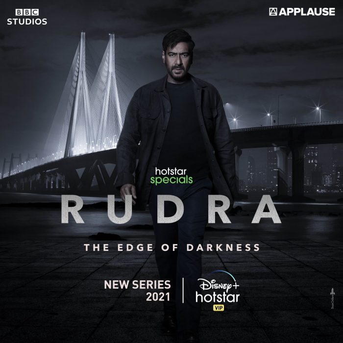 Rudra Web Series (2021) on Disney+ Hotstar: Ajay Devgn | Cast | Trailer | Episodes