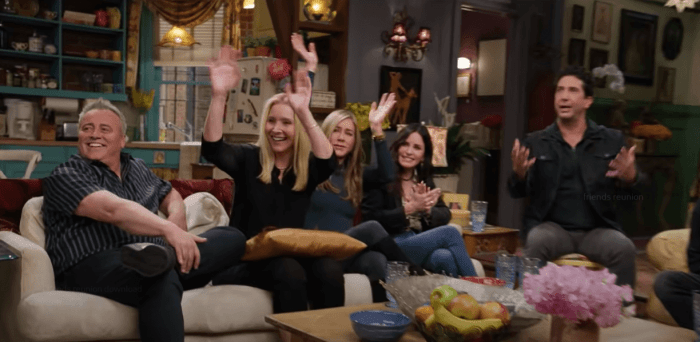 When and where to watch friends: the reunion in India