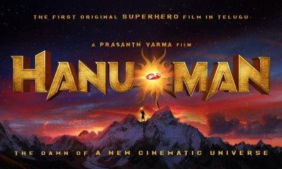 Hanu Man Movie