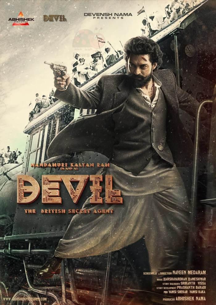 Devil's movie (2022): NKR | Cast | Trailer | Songs | Publication date