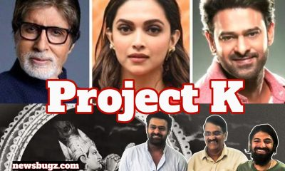 Prabhas Nag Ashwin movie