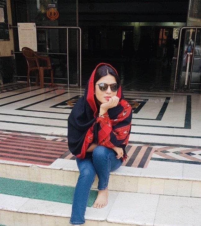 Sonia Singh Rajput