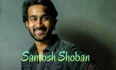santosh shoban