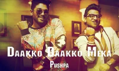 Daakko Daakko Meka Song