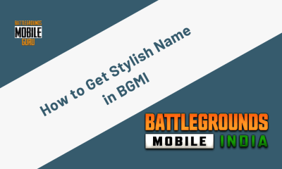 How to get Stylish Name in BGMI