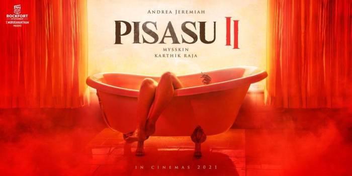 Pisasu 2 movie