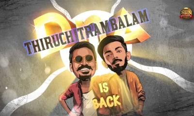 Thiruchitrambalam Movie Songs
