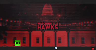 Watching the Hawks RT