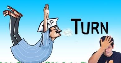Arvind Kejriwal Version 2020: The Biggest U Turn | Analysis by Akash Banerjee on The Deshbhakt