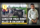 Gangster Vikas Dubey Killed in Encounter, Day After His Arrest