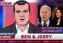 Ben & Jerry hope Kamala Harris gets Bernie-ized