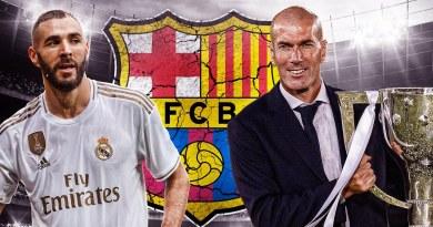 How Zidane Got His REVENGE On Barcelona!