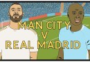 Man City v Real Madrid – A Tactical View