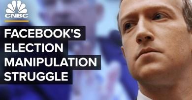 Can Facebook Stop Election Manipulation On Its Platform?