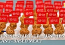 Chinese start-up launches plant-based meat as coronavirus fuels healthy eating trend