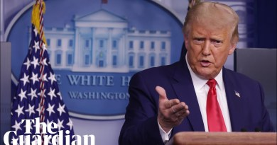 Donald Trump says CDC director 'confused' about Covid-19 vaccine arrival date