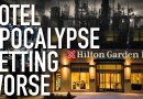 Hotel Industry Apocalypse Getting Worse: 2 Of 3 US Hotels Say They Wont Last Six More Month !