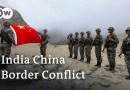 India and China brace for border standoff | DW News