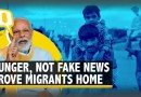 Modi Govt Blames Fake News for Migrant Exodus. No, It Was Hunger | The Quint