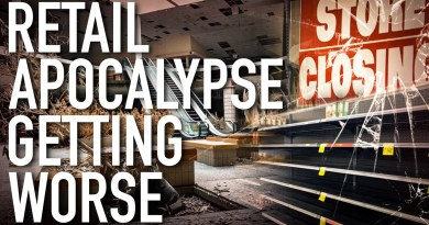 Retail Apocalypse Getting Worse: 60 Percent Of Closed Stores Will Never Reopen Again