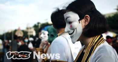 Thailand's Youth are Challenging the Government in the Biggest Push for Democracy Yet