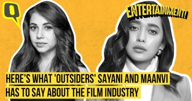 Using Somebody's Death as Personal Vendetta, How Low Can One Be: Sayani Gupta| The Quint