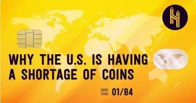 Why the US is Having a Shortage of Coins
