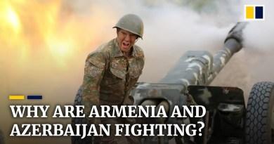 Deadly clashes between Armenia and Azerbaijan reignite over Nagorno-Karabakh