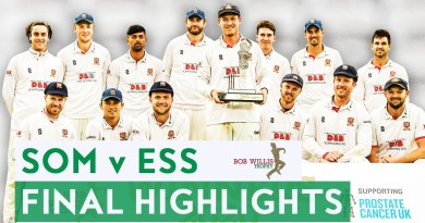 FINAL – Somerset v Essex | Cook & Gregory Star In Classic Encounter | Bob Willis Trophy Highlights