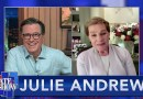 "Julie Andrews Shares Grand Tales From The Stage And Screen And Leaves Stephen With ""Home Work"""