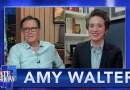 Polling Expert Amy Walter: An Incumbent President's Job Approval Rating Is A Key Election Predict…