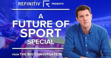 A Future of Sport Special | The Big Conversation | Refinitiv