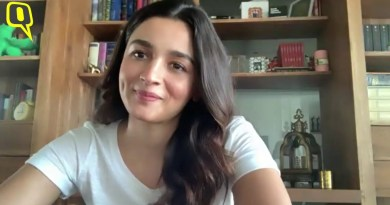 Alia Bhatt On Why She Doesn't Overthink Endorsements | The Quint