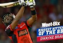 Biggest Hitters of the BBL: Best of Dwayne Bravo