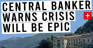 BIS Central Banker Admits EPIC Level Crisis Is the Most Likely Result of Global Mass QE