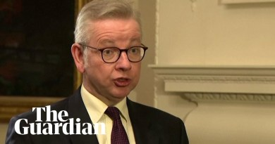 'Christmas bubbles': Michael Gove announces relaxation of Covid measures over festive period