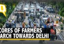 Farmer Protests | Cops Deploy Water Cannons as Punjab Farmers Attempt March to Delhi | The Quint